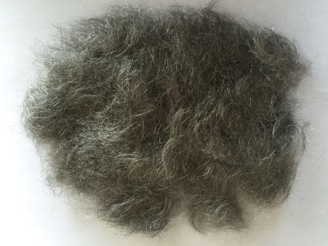 Shaved Fiber