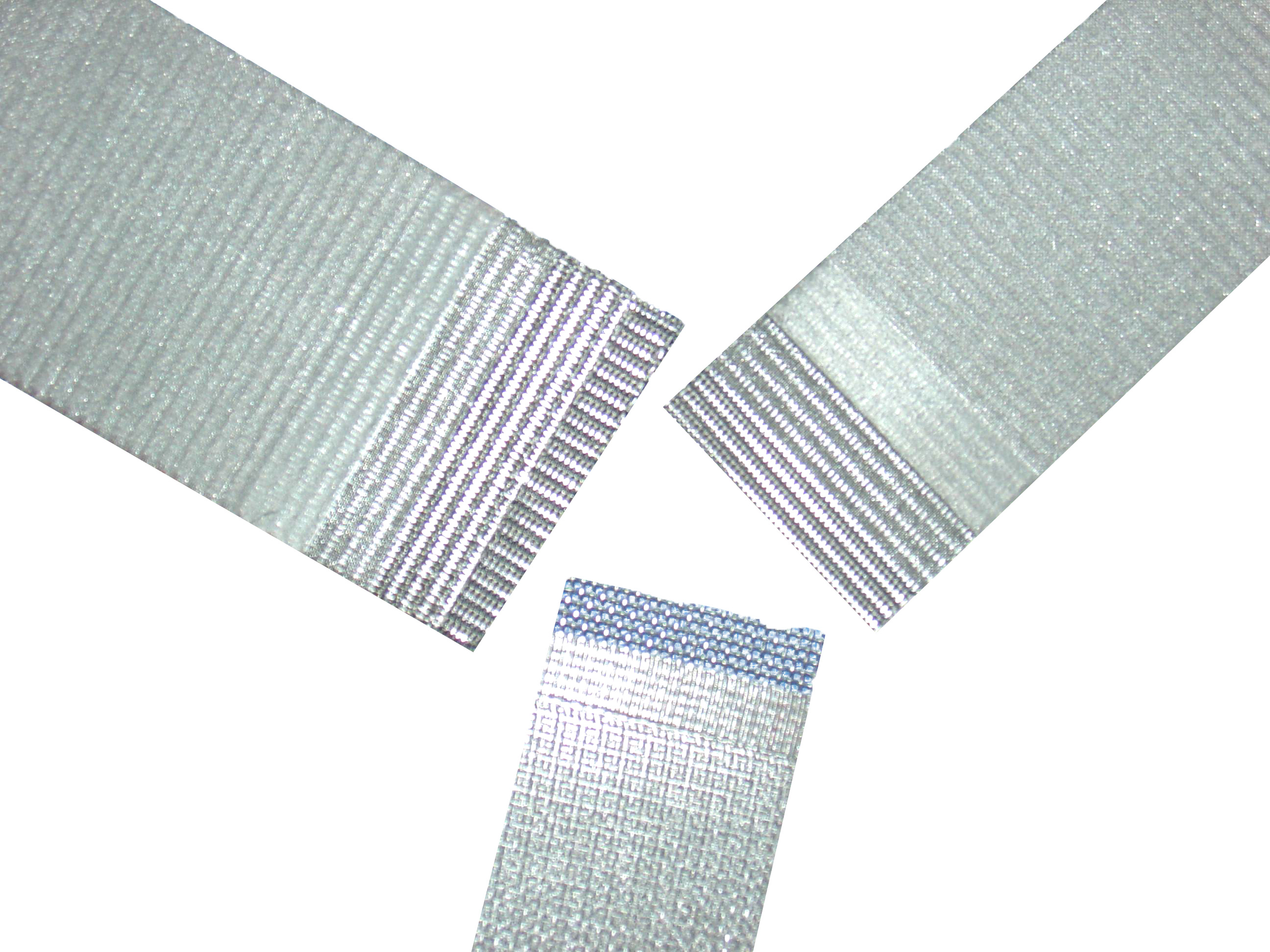 Three-layer Sintered Laminates